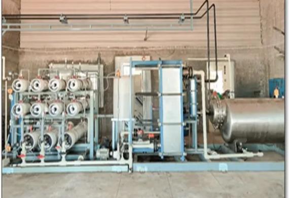 Seawater desalination unit brings relief to drought-prone Tamil Nadu village